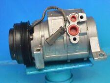 AC Compressor Fits Cadillac Chevy Silverado GMC Sierra Hummer H2 (1YW)R77376