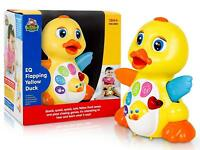 CifToys Dancing Musical Duck Toy for 1 Year Old Boys & Girls Gifts with Lights
