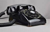 Refurbished Vintage Antique Telephone Model 500 - Metal Finger Wheel - 21734