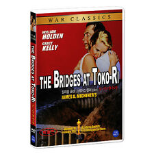 The Bridges At Toko-Ri (1954) DVD - Mark Robson (*New *Sealed *All Region)