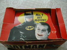 Topps Batman Trading cards full set & large quantity of others
