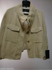 Zara Casual Linen Blazer for Women