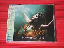 2016 JAPAN ONLY SHM CD SARAH BRIGHTMAN Gala The Collection with 3 Bonus Tracks