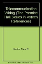 Telecommunication Wiring (The Prentice Hall Series