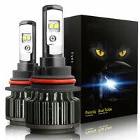 9006 9007 H4 H7 H13 CREE LED Headlight Bulbs Car High Beam Low Beam Fog Replace