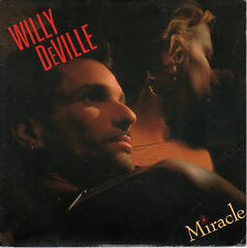 "7"" 45 TOURS FRANCE WILLY DeVILLE ""Miracle / I Call Your Name"" 1987 MARK KNOPFLER"
