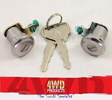 Door Lock SET (L&R/H) - Suzuki LJ50 LJ80 Sierra SJ410 SJ413 Maruti MG410(74-99)