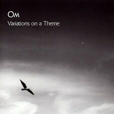 OM Variations On A Theme Vinyl LP Record members of sleep doom metal album NEW!!