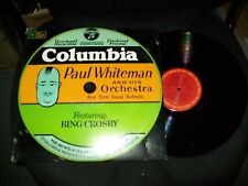 Paul Whiteman & Orch-Feat. Bing Crosby-Canada Mono LP