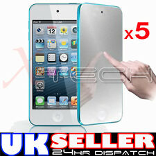 5x MIRROR Reflective LCD Screen Protector Guards for Apple iPod Touch 5 5th Gen