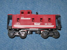1987 Lionel 6-16507 Chrysler Mopar Express ME1987 Little Red Caboose L0475