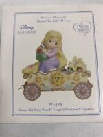 Precious Moments Disney Princess Parade - Rapunzel  Age 7 Birthday  114424