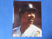 CLIFF JOHNSON SIGNED SIGNED 8x10 PHOTO ~ NY YANKEES