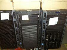 serveur DELL T320(6COEURS 16G 2DD300G 15.7K) ET T310