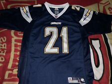 San Diego Chargers LaDainian Tomlinson Reebok Jersey (Size Youth L)
