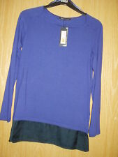LADIES L/SLEEVE TOP. SIZE 10. MARKS & SPENCER. BNWT