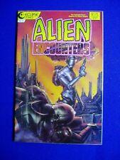 Alien Encounters 9: Sci fi comic. 1986   John Bolton. VFN
