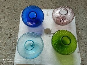 Reservoir de lampe a petrole, 4 coloris au choix.