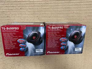 """PACKAGE DEAL 2 PCS Pioneer TS-B400PRO Series 4"""" 500-Watt Bullet Tweeter NEW"""