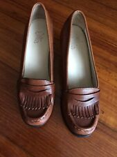 Wittner Leather Loafers - Size 38