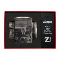 ZIPPO - FEUERZEUG - LIMITIERT - GGB 125th B-DAY COLLECTIBLE - LIMITED 5000 STÜCK