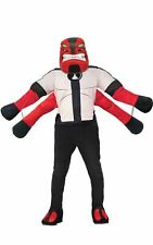 Fourarms Ben 10 Boy's Costume Kids Fancy Dress Outfit Cartoon Licensed TV Childs