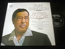 DUKE ELLINGTON/ANTIBES CONCERT/VERVE/JAZZ/FRENCH PRESS