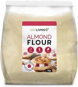 Almond Flour by NKD Living 1kg