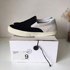 Visvim Shoes Zahra 2 tone Slip-on 2007 With Dust Bag Size US9 UK8 Made In Korea