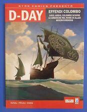 D-day - Effendi Colombo - La setta di Nazareth