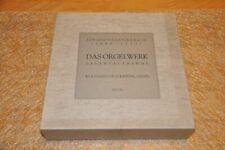 Das Orgelwerk - Gesamtaufnahme J.S. Bach / 30 LP´s