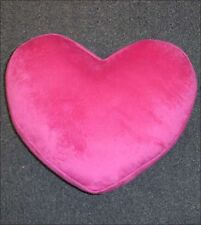 Catherine Lansfield Pink Love Heart Cushion