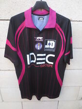 Maillot TOULOUSE TFC 2011 third noir AIRNESS football shirt collection trikot L