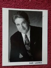 DAN LAURIA   'THE WONDER YEARS '   ACTOR  AUTOGRAPHED PHOTO