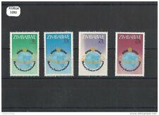 112014/1292 - ZIMBABWE 1980 - YT N° 17/20 ** (MNH) LUXE