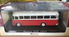 """DIE CAST BUS """" IKARUS 620 - 1959 """" SCALA 1/72 ATLAS"""