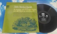 SAGA XID 5260 - John Shirley Quirk - Recital Of English Songs-VINYL NEAR MINT