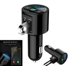 BT28 FM Transmisor De Audio Bluetooth Inalámbrico Coche MP3 Manos Libres Kit