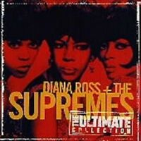 """DIANA ROSS & THE SUPREMES """"ULTIMATE COLLECTION"""" CD NEW+"""