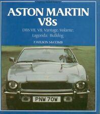 ASTON MARTIN V8 DBS VANTAGE VOLANTE LAGONDA  1967 - 1981 PRODUCTION HISTORY BOOK