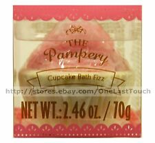 The Pampery Stocking Stuffer Cupcake Bath Fizz Holiday/Christmas Glitter 2/2