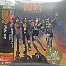 KISS - Destroyer JAPAN SHM MINI LP CD UICY-93655 NEU NEW