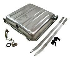 "1957 Chevrolet Gas Tank kit with 5/16"" Sending Unit & Straps"