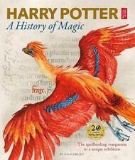 Harry Potter A History of Magic Exhibition Illustrated Hardrback Hogwarts