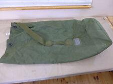 #158 DÄNEMARK ARMY SEESACK oliv Tasche HMAK Duffle Bag Sack danish