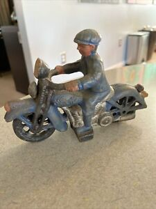 Indian cast iron motorcycle