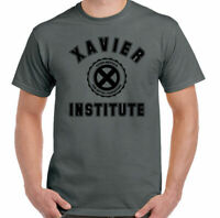 X-Men T-Shirt Xavier Institute For Gifted Youngsters Mens Funny Superhero