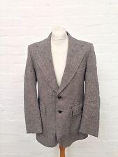 "Mens Vintage Burtons Blazer - 42"" Chest - Tweed - Great Condition"