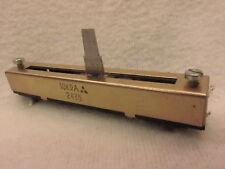 Vintage TANDBERG 10XD tape deck PARTS - Fader 2435 10Kohm