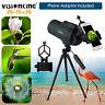 Visionking 25-75X70 Zoom Spotting Scope Monocular Telescope Tripod+Phone Adapter